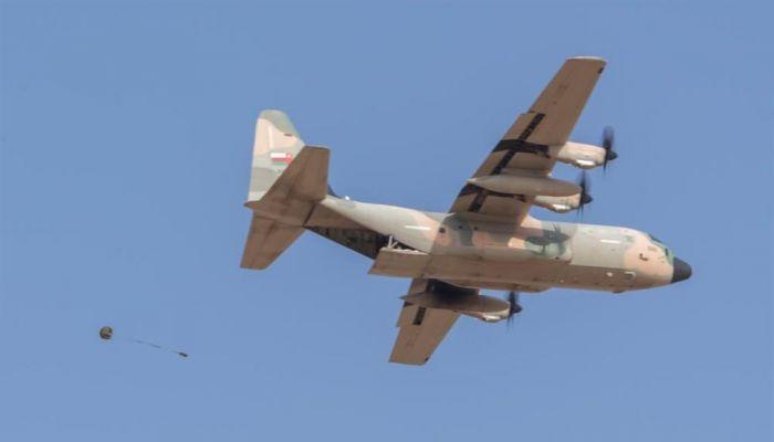 سلاح الجو يختتم مشاركته في تمرين (طويق 2) بالسعودية