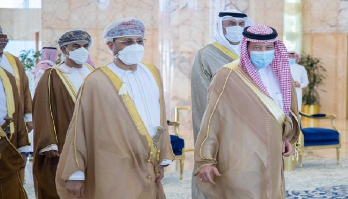 Oman's Foreign Minister visits Saudi Arabia