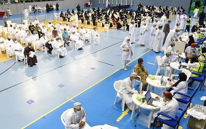 Oman's COVID-19 vaccination drive crosses half a million milestone