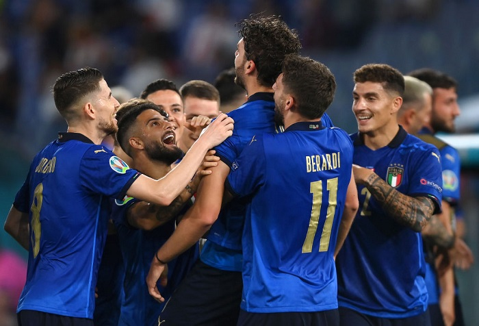 Euro 2020: Flawless Italy cruise into Round of 16, defeat Switzerland 3-0