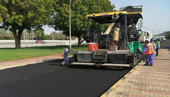 Road construction to continue in Wadi Kabir