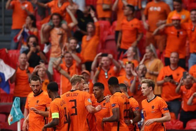 هولندا تفوز على النمسا وتتأهل لدور ال16 في يورو 2020
