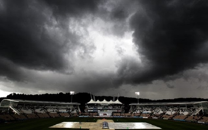 WTC final: Rain washes off opening day's play