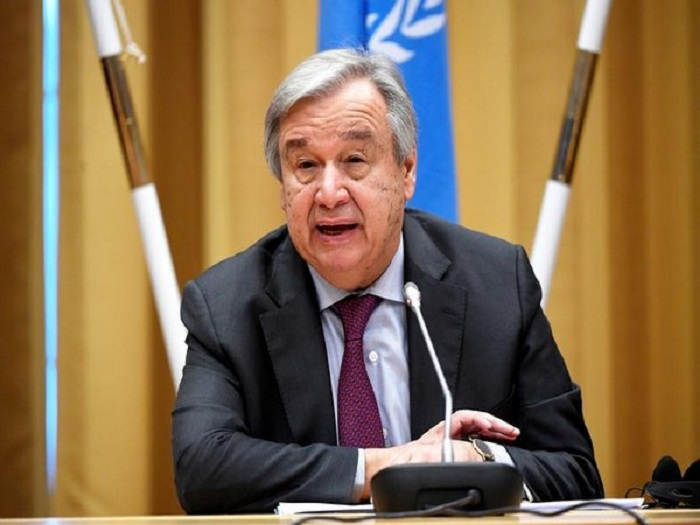 Guterres appointed UN Secretary-General for second term