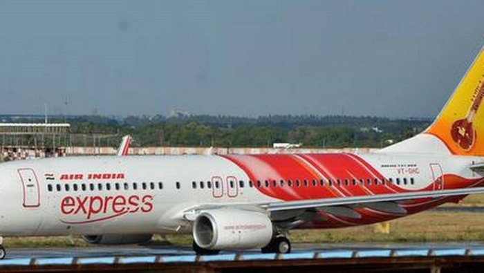 Air India Express operates India's 1st international flight with fully vaccinated crew