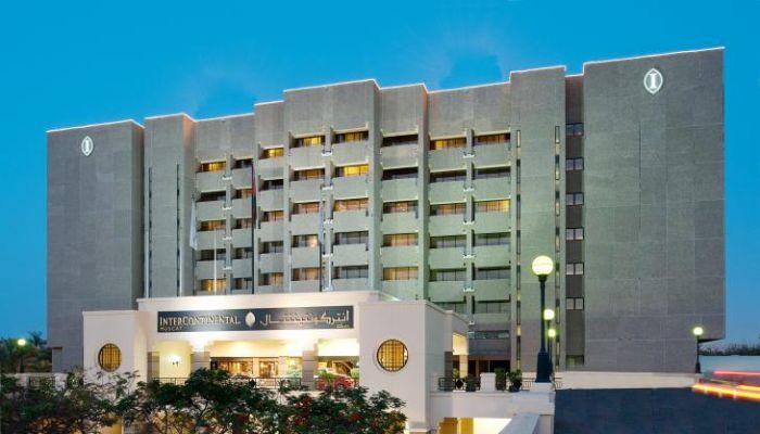 مخالفة فندق انتركونتيننتال لعدم التزامه بالطاقة الاستيعابية لقاعة الاحتفالات