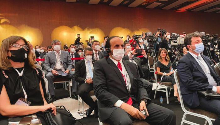 السلطنة تشارك في منتدى أنطاليا الدبلوماسي