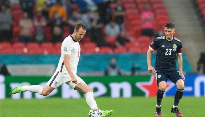 أسكتلندا تفرض التعادل على إنجلترا في ويمبلي