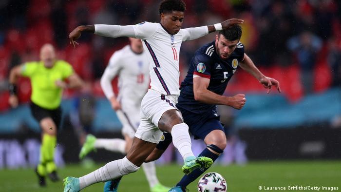 Euro 2020: England held by Scotland, Czech Republic draw against Croatia