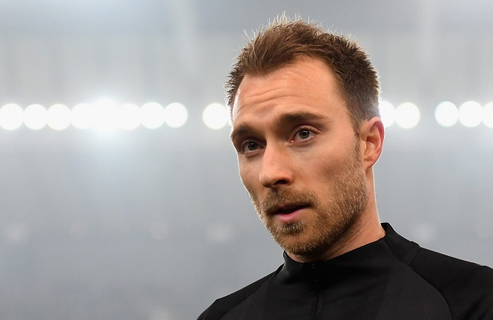 Christian Eriksen discharged from hospital, midfielder to now spend time with family