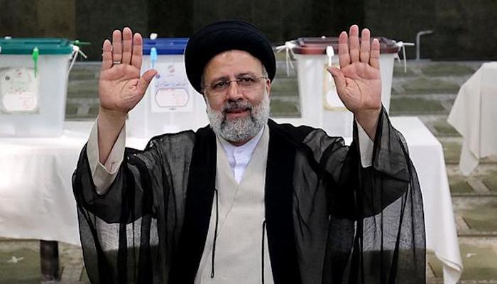 Ebrahim Raisi wins Iran's presidential elections
