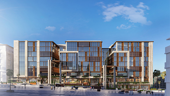 Construction work for smart office project at Muscat Pavilion begins