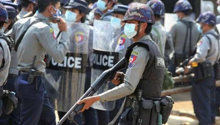 UN calls for arms embargo against Myanmar