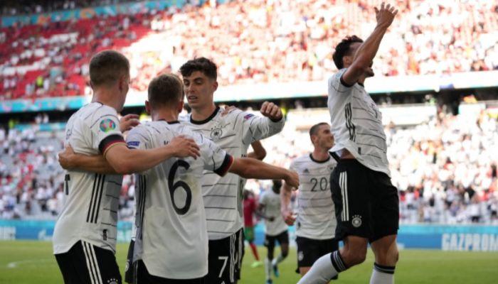 المانيا تكشر عن أنيابها أمام البرتغال حاملة اللقب
