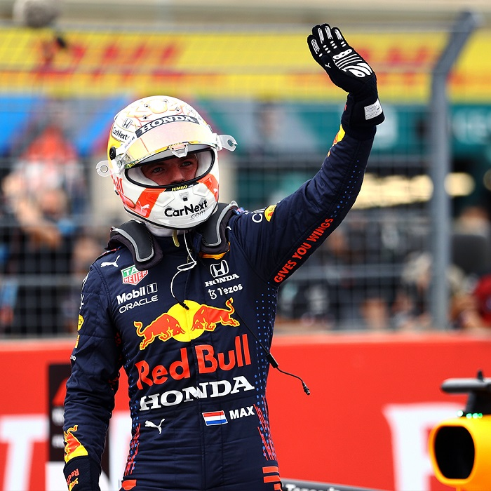 Verstappen overpowers title rival Hamilton to pole in French GP qualifying