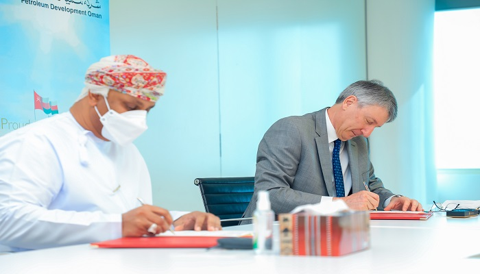 Omran signs pact with PDO to share expertise and enhance ICV