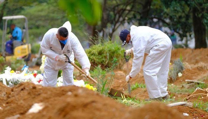 البرازيل تتجاوز نصف مليون وفاة بكورونا