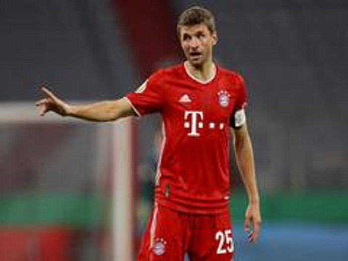 Germany can't become arrogant after defeating Portugal, says Muller