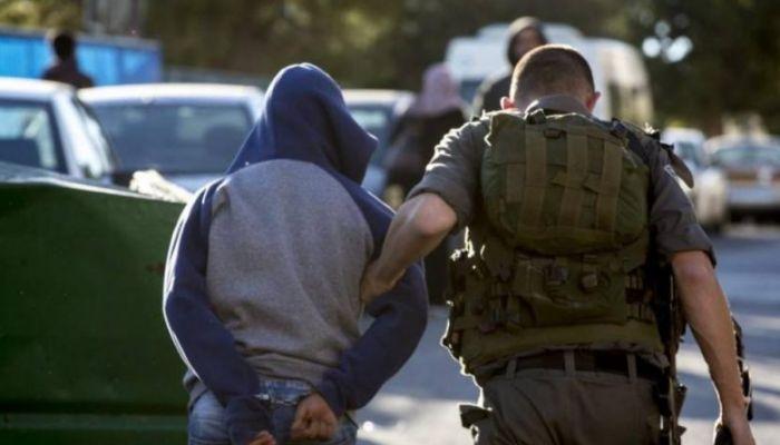 اعتقال 11 فلسطينيًّا من بلدة دير الأسد