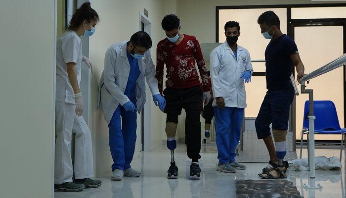 400 حالة تم علاجها في مركز الأطراف الصناعية بصلالة