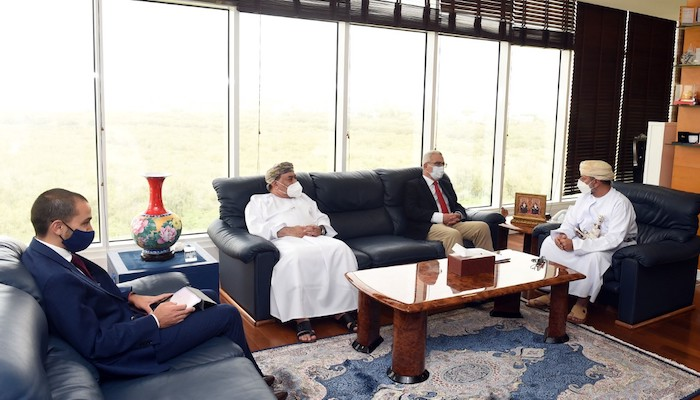 Malta's Foreign Minister arrives in Oman on official visit