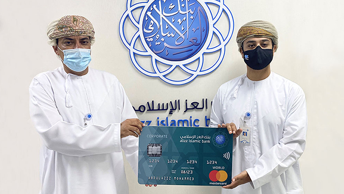 Alizz Islamic Bank launches Sharia-compliant Mastercard corporate credit cards