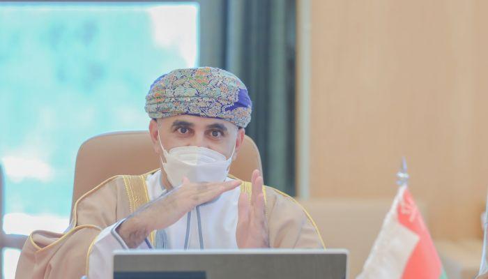 الشعيلي يبحث مع نظيره السعودي سبل تعزيز التعاون