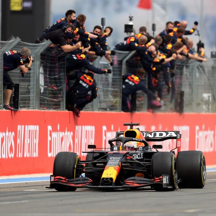 Verstappen beats Hamilton in F1 French GP thriller