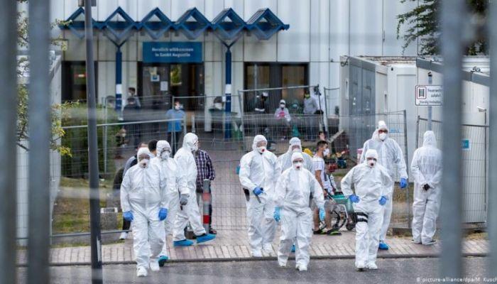 ألمانيا تسجل 346 إصابة جديدة بكورونا