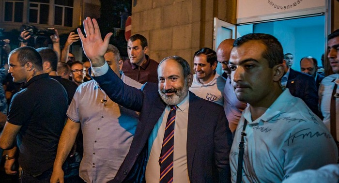 Pashinyan wins Armenia's election with over half the votes