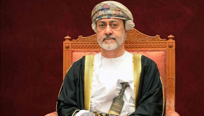 His Majesty receives cable of thanks from Iraq President