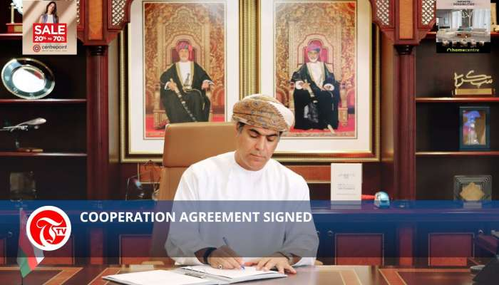Maghrib Minute   Cooperation agreement signed