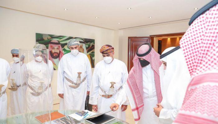 الشعيلي يطلع على تجربة الهيئة العامة للعقارات والهيئة السعودية للمدن الصناعية