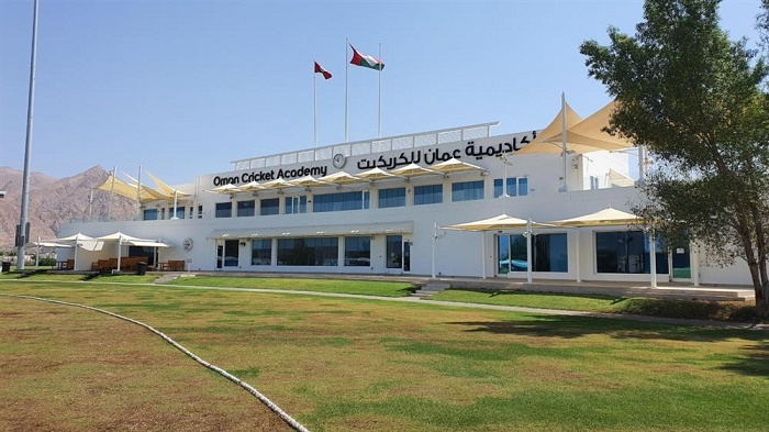 Oman cricket ground cleared to hold Twenty20 World Cup matches