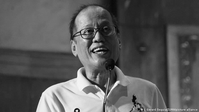 Former Philippine president Benigno Aquino dies at age of 61