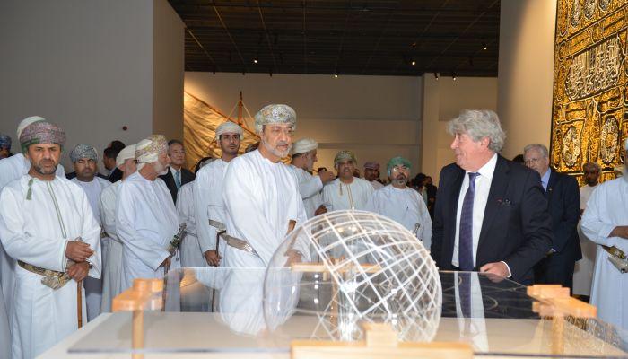 مركز بالجامعة الألمانية للتكنولوجيا يبرز الإسهام الحضاري والتواصل الإنساني للشعوب