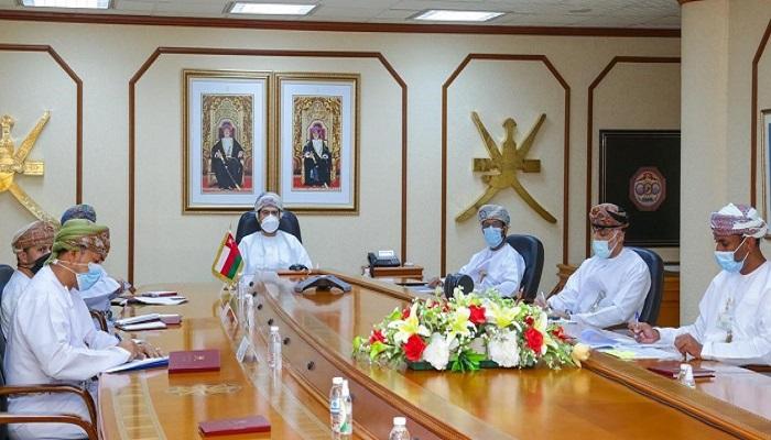 Oman and Saudi ministers hold virtual meeting