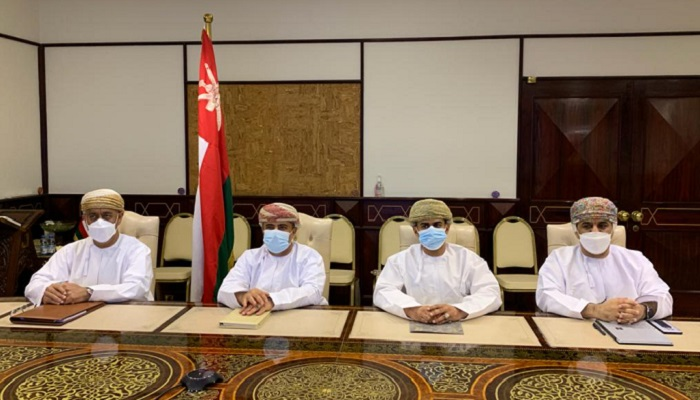 Oman and Saudi Transport Ministers hold meeting