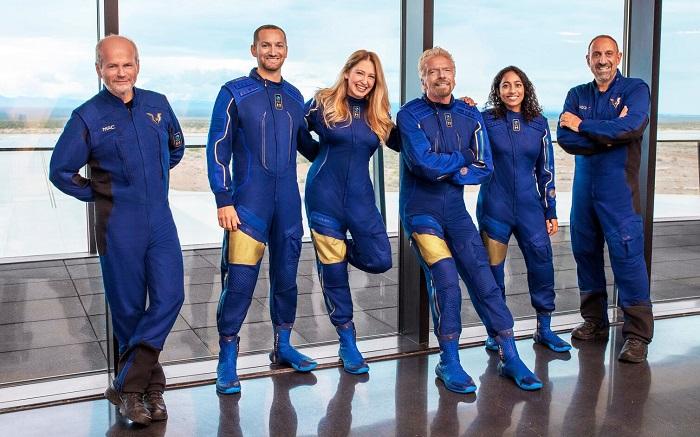 Virgin Galactic founder Richard Branson to make spaceflight on July 11