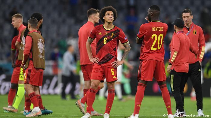 Italy march 2-1 past Belgium into Euro 2020 semifinals