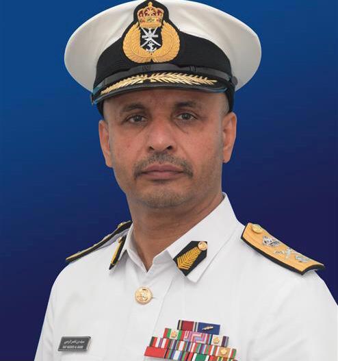 قائد البحرية السلطانية العُمانية يتوجه إلى المملكة المتحدة