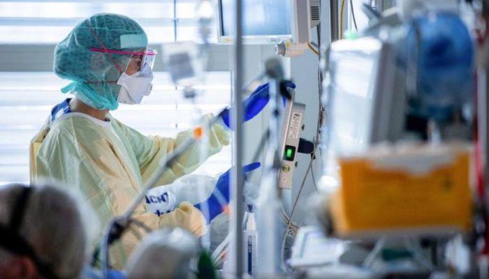 الصحة : 532  مريضاً بفيروس كورونا يرقد في العناية المركزة