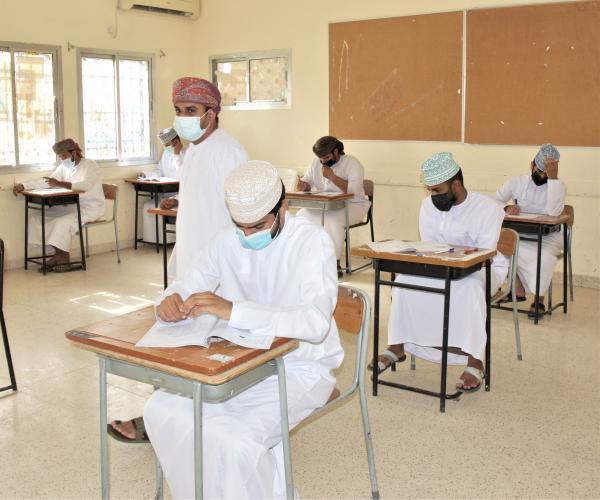 أكثر من 44 ألف طالب وطالبة سجلوا بنظام القبول الموحد