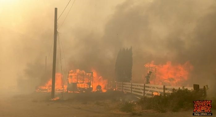 Firefighters battle 170 wildfires amid heat wave in Canada