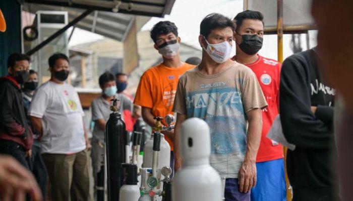 إندونيسيا تكثف إنتاج الأكسجين بعد وفات العشرات