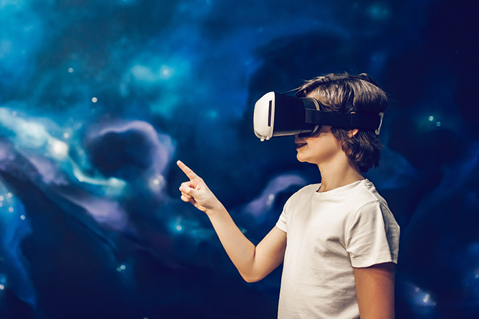 Let your child travel the world and beyond ... virtually