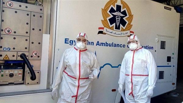 مصر تسجل 161 إصابة بفيروس كورونا و26 وفاة
