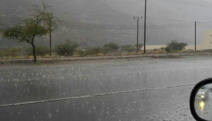 خلال 4 أيام.. ولاية الحمراء تسجل أعلى كمية هطول أمطار