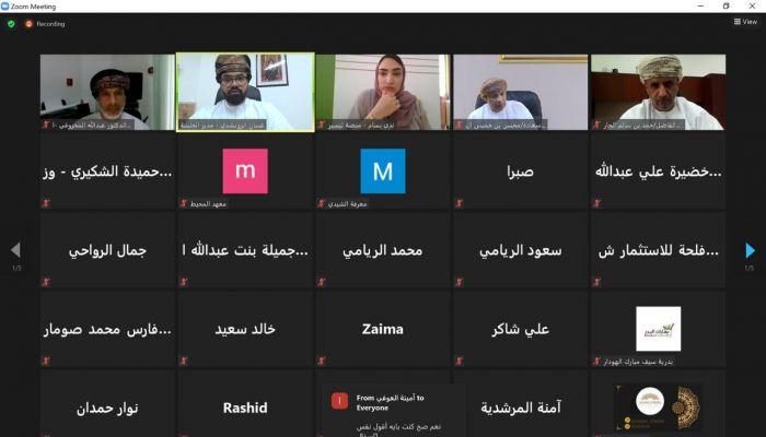 مسؤولون وخبراء: مشاركة السلطنة في اكسبو 2020 دبي فرصة يجب أن يستفاد منها ويبنى عليها