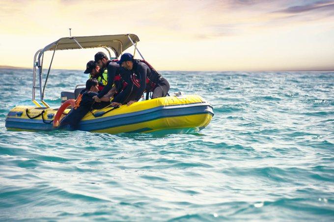 الدفاع المدني تدعو إلى عدم السباحة ومراقبة الأطفال